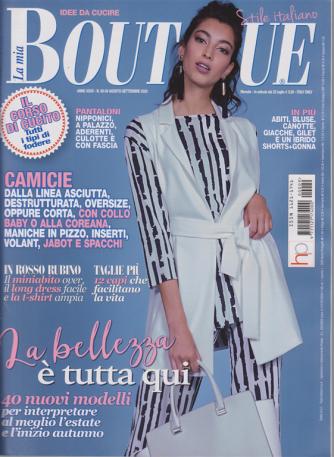 La mia boutique - n. 9 - agosto - settembre 2020 - mensile