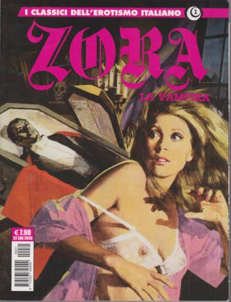I Grandi Maestri Special - Zora la vampira - n. 1 - 22 luglio 2020 - mensile