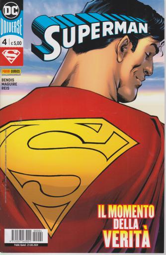 Superman -n. 4 - quindicinale - Il momento della verità -  23 luglio 2020 -
