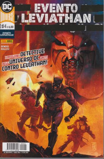 Evento Leviathan - n. 2 - mensile - 23 luglio 2020