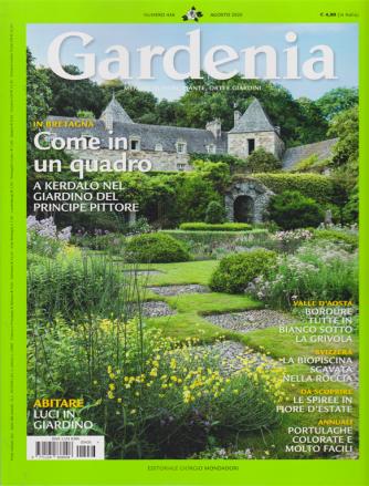 Gardenia - n. 436 - agosto 2020 - mensile