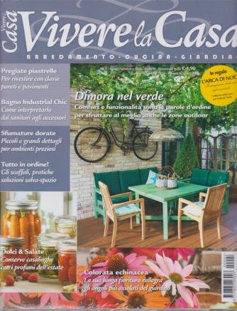 Vivere La Casa - + in regalo L'arca di Noè - n. 4 - 25/7/2020  - bimestrale - 2 riviste