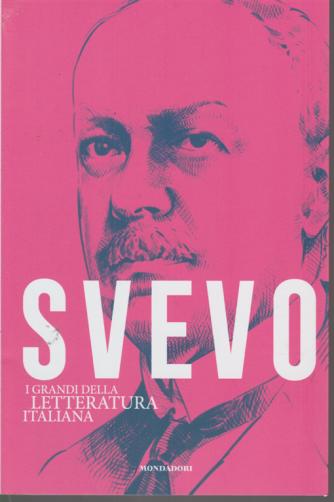 I grandi della letteratura italiana - Svevo - n. 14 - settimanale