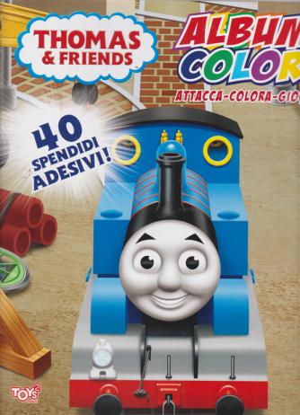 Toys2 Attacca e stacca - Thomas & Friends - Album color - n. 39 - bimestrale - 16 luglio 2020 -