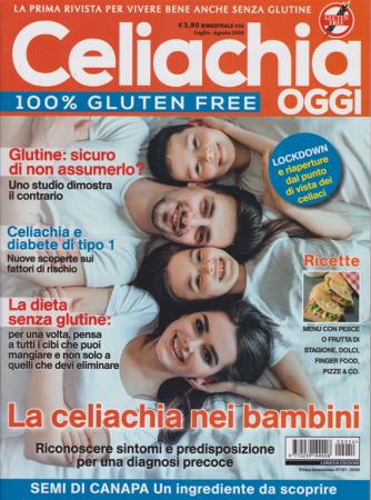 Celiachia Oggi - n. 54 - luglio - agosto 2020 - bimestrale