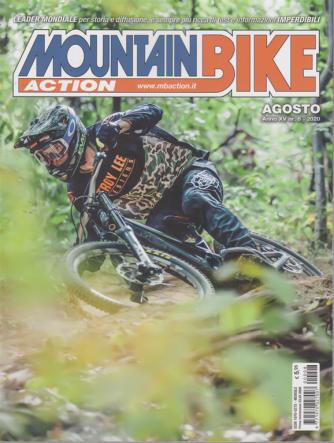 Mountain Bike Action - n. 8 - agosto 2020 - mensile