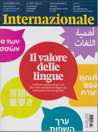 Internazionale - n. 1368 - 24/30 luglio 2020 - settimanale