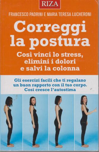 Salute Naturale - Corrggi la postura - n. 256 - agosto 2020