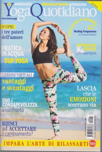 Nuovo Yoga Quotidiano - n. 2 - bimestrale - agosto - settembre 2020 -
