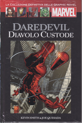 Graphic Novel Marvel - Daredevil - Diavolo custode - n. 51 - 25/7/2020 - quattordicinale - copertina rigida