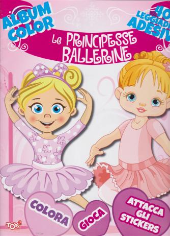 Toys2 Mese - Album color - Le principesse ballerine - n. 18 - bimestrale - 23/7/2020