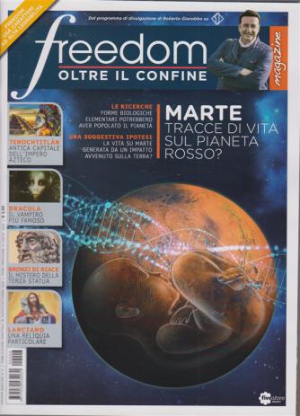 Freedom Magazine - n. 8 - bimestrale - agosto - settembre 2020 -
