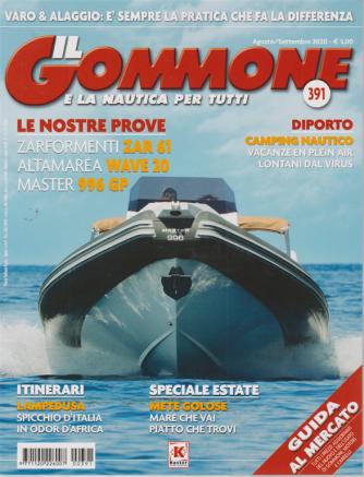 Il Gommone e la nautica per tutti - n. 391 - agosto - settembre 2020 - mensile