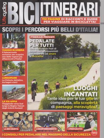 Lifecycling - Bici itinerari - n. 3 - bimestrale - agosto - settembre 2020 -