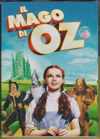 I Dvd Kids Di Sorrisi - Il mago di Oz - n. 10 - settimanale - 9/4/2019 -