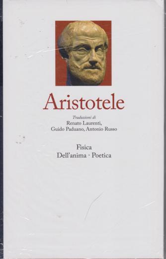 I grandi filosofi - Aristotele - n. 9 - settimanale - 31/7/2020 - copertina rigida