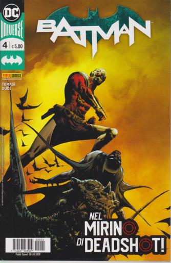 Batman - n. 4 - Nel mirino di Deadshot! - quindicinale - 30 luglio 2020