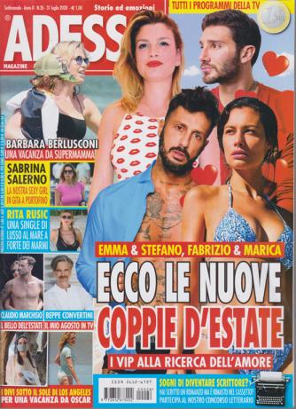 Adesso Magazine - n. 26 - settimanale - 31 luglio 2020 -