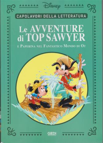 Capolavori della letteratura - Le avventure di Top Sawyer e Paperina nel Fantastico Mondo di Ot - n. 21 - settimanale - 1/8/2020 -