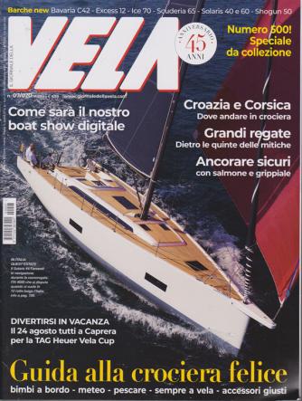 Il giornale della vela - n. 7 - agosto 2020 - n. 500