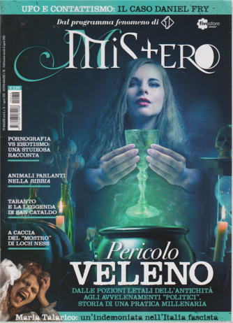Rti Magazine - Mistero - n. 76 - 1 agosto 2020 - mensile