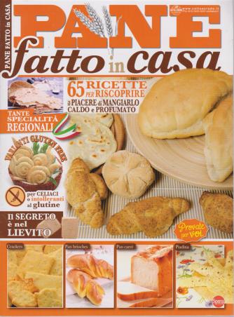 Cucina Tradizionale - Pane fatto in casa - n. 4 - bimestrale - agosto - settembre 2020