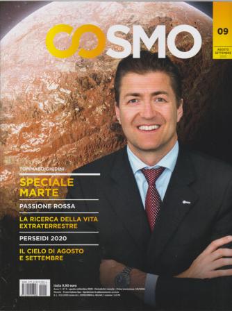 Cosmo - n. 9 - agosto - settembre 2020 - mensile