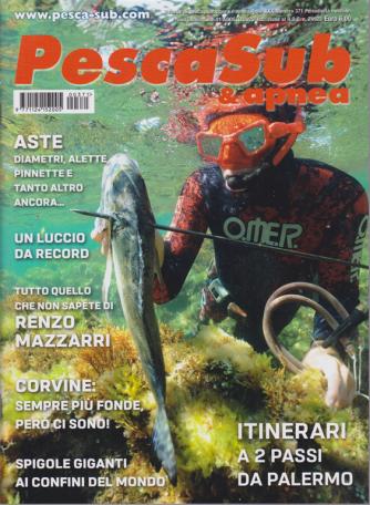 Pescasub & Apnea - n. 371 - mensile - agosto 2020