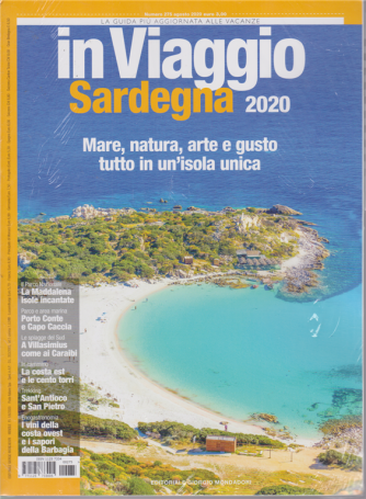 In Viaggio - Sardegna 2020 - n. 275 - agosto 2020 - mensile