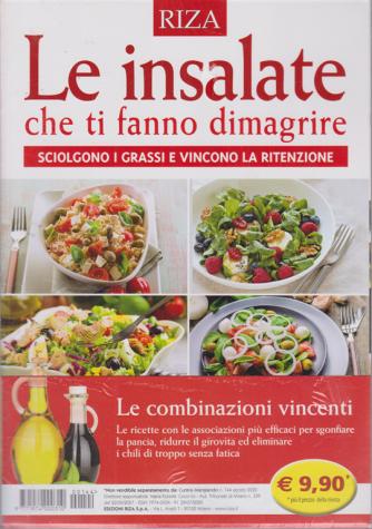 Curarsi mangiando - Le insalate che ti fanno dimagrire - n. 144 - agosto 2020 -