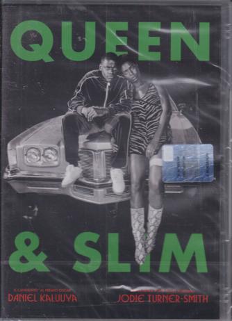 I Dvd di Sorrisi Collection  3- n. 8 - Queen & Slim - settimanale - agosto 2020 - seconda uscita