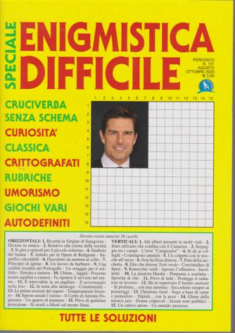 Speciale Enigmistica difficile - n. 131 - agosto - ottobre 2020 -