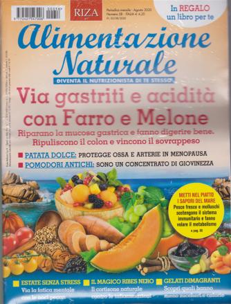 Alimentazione naturale - + il libro Ricette & Salute - Il pane - n. 58 - mensile - agosto 2020 -
