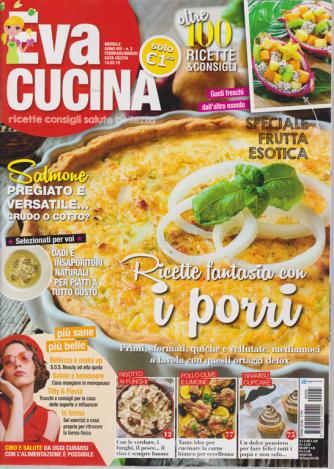 Eva Cucina - n. 3 - mensile - febbraio - marzo 2019 - oltre 100 ricette & consigli