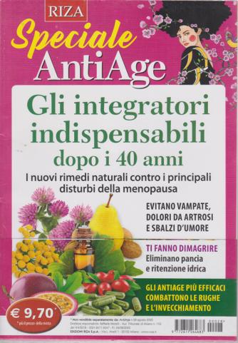 Antiage - Speciale antiage - n. 28 -Gli integratori indispensabili dopo i 40 anni -  agosto 2020 -
