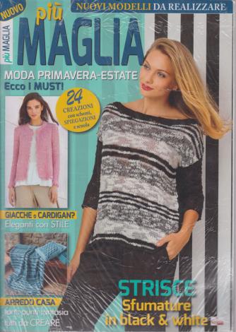 Piu' Maglia  - n. 1 - bimestrale - agosto - settembre 2020 - 2 riviste