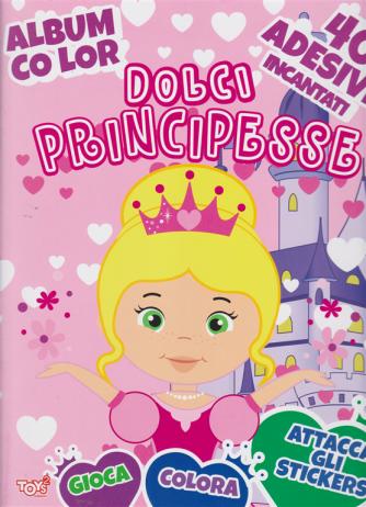 Toys2 Presenta - Album color - Dolci principesse - n. 64 - bimestrale - 23 luglio 2020 -
