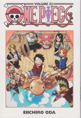 One Piece - n. 32 - settimanale