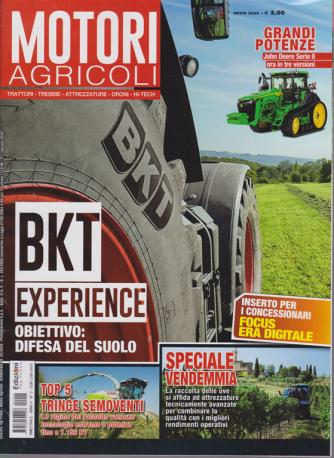Motori Agricoli - n. 2 - bimestrale - agosto 2020