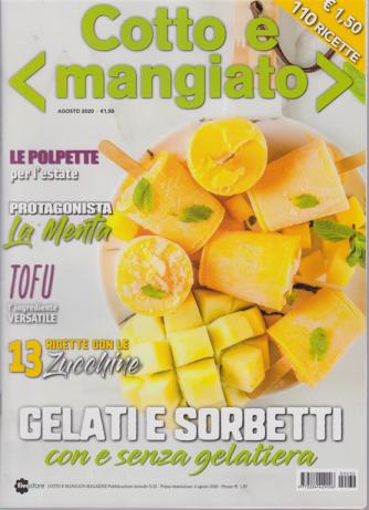 Cotto e  Mangiato - n. 32 - 4 agosto 2020 - mensile - 110 ricette