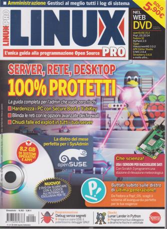Linux Pro - n. 202 - bimestrale - agosto - settembre 2020