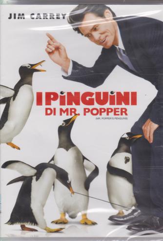 Cinema Sotto Le Stelle - I Pinguini Di Mr Popper - n. 21 - 2019 - bimestrale