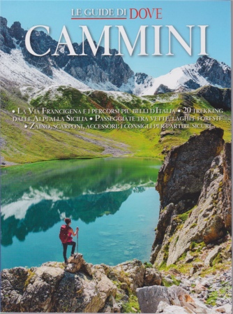 Le guide di Dove - Cammini - n. 2 - agosto 2020 -
