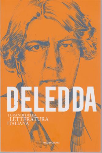I grandi della letteratura italiana - Deledda - n. 16 - 11/8/2020 - settimanale