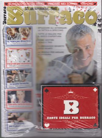 Il manuale del Burraco - + le carte Burraco - n. 20 - bimestrale - agosto- settembre 2020 - rivista + carte