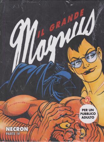Il grande Magnus - Necron Parte IV - n. 19 - settimanale -