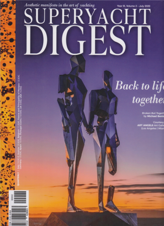 Superyacht Digest - n. 2 - July 2020 - Back to life together - in lingua inglese