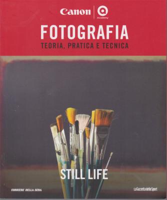 Master Fotografia - Still Life - n. 21 - settimanale