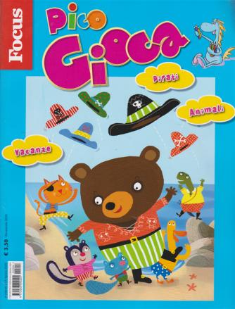Focus Pico Gioca - n. 4 - 14 agosto 2020 - bimestrale -