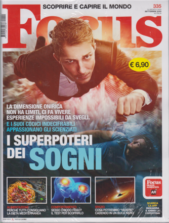 Focus Speciale - Focus D&R - n. 335 - 14 agosto 2020 - settembre 2020 - 2 riviste